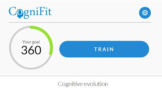 CogniFit Brain Fitness- screenshot thumbnail