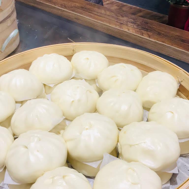 老兵手工包子饅頭(板橋店) - 中式包點店