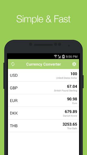 Valuta+ 匯率轉換器 匯率
