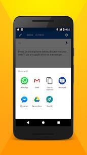 Write SMS by voice 3.3.3-rc1 Mod APK Latest Version 3