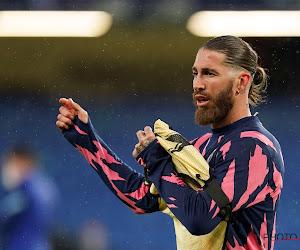 Les débuts de Sergio Ramos avec le PSG sont reportés