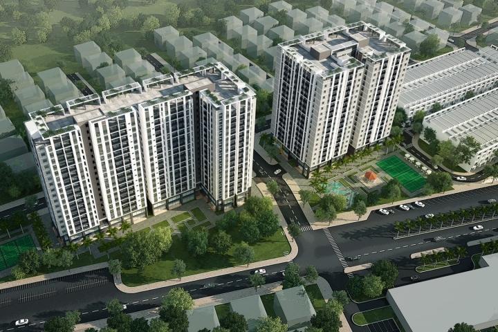 Dự án căn hộ CTL Tower Tham Lương Quận 12 - CafeLand.Vn