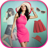 Girl Fashion Salon Edit Photo