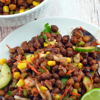 Brown Chickpeas Recipes.