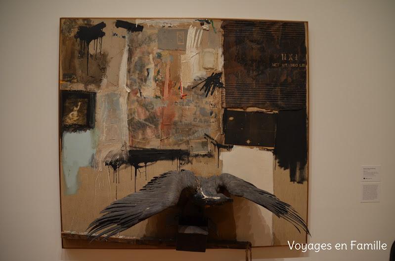 MOMA Rauschenberg