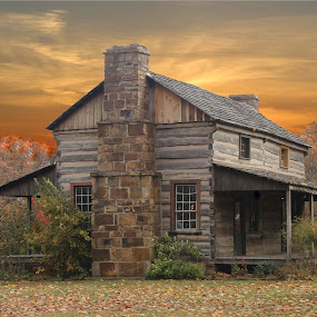by Steve Tharp - Buildings & Architecture Homes