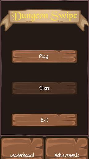 Dungeon Swipe screenshot 1