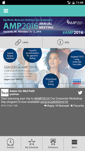 AMP Education Events