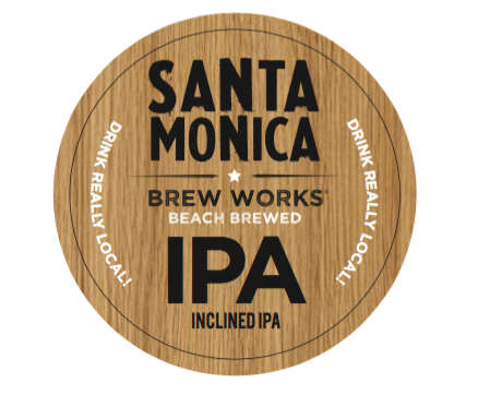 Logo of Santa Monica Brew Works Inclined IPA