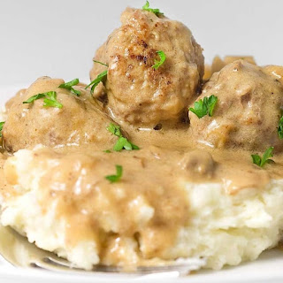 Swedish Meatballs Cream Of Mushroom Sauce Recipes.