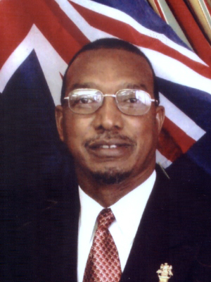 Hon. Derek Hugh Taylor