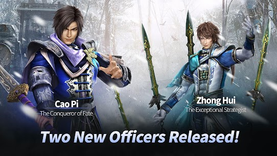Dynasty Warriors: Unleashed Mod 1.0.31.3 Apk [High Attack] 3