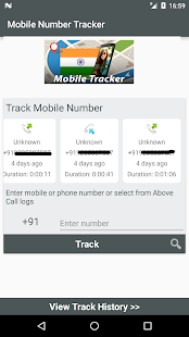 Mobile Number Tracker - India - náhled