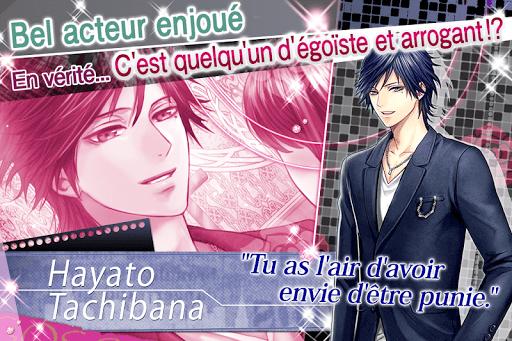 Code Triche Scandal Amoureux: Visual novel games Français apk mod screenshots 4