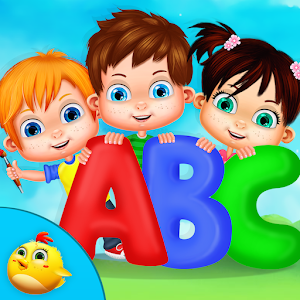 Learning ABC With Fun For Kids for PC and MAC