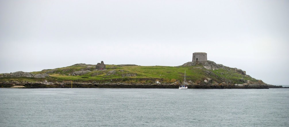 Dalkey Island from the Mainland