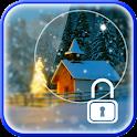 Snowfall Screen Lock icon