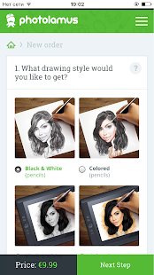 Photolamus - Карикатуры с фото Screenshot