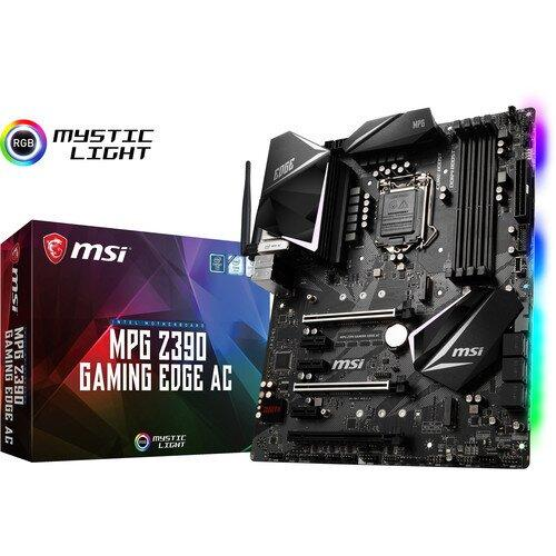 Image result for msi mpg z390 gaming edge