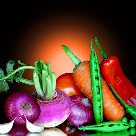 Mixed veg  by Asif Bora - Food & Drink Fruits & Vegetables (  )