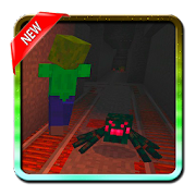 MCPE Zombie Apocalypse map APK for Bluestacks
