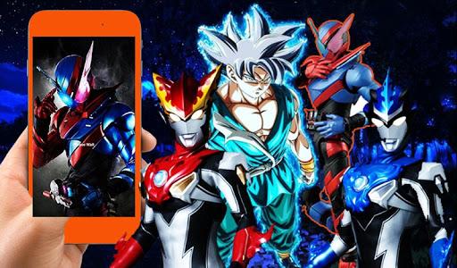 Ultraman and Kamen Rider Battle Songs  screenshots 1