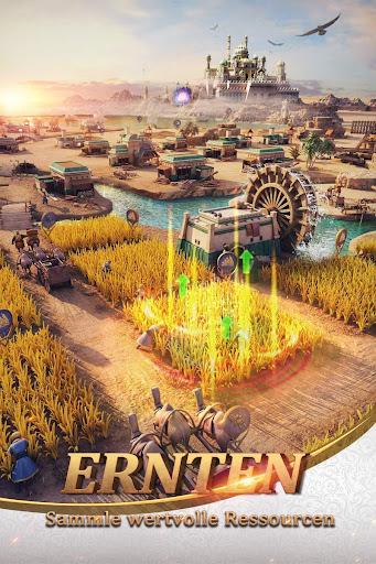 Conquerors: Goldene Zeitalter  Frei Ressourcen 1