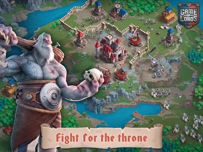 Game of Lords Apk Mod God Mod 10