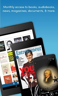 Scribd - Reading Subscription- screenshot thumbnail
