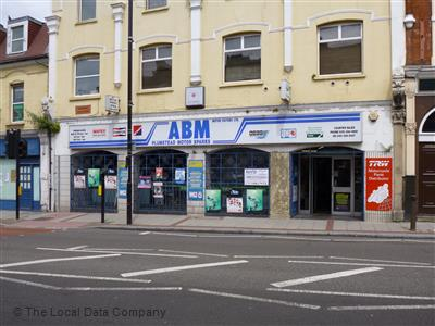 ABM Motor Factors on Plumstead High Street - Car Accessories & Parts in Plumstead, London SE18 1SB