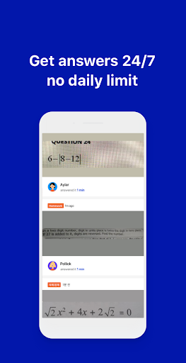 Conects Q&A: Photo Math Solver screenshots 6
