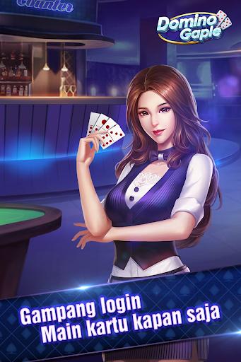 Domino Gaple TopFun(Domino QiuQiu):Free dan online 1.1.1 screenshots 5