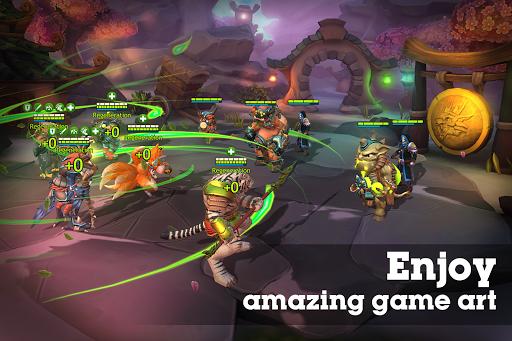 Dragon Champions screenshot 2