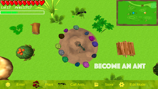 Ant Sim 1.1.5 screenshots 1