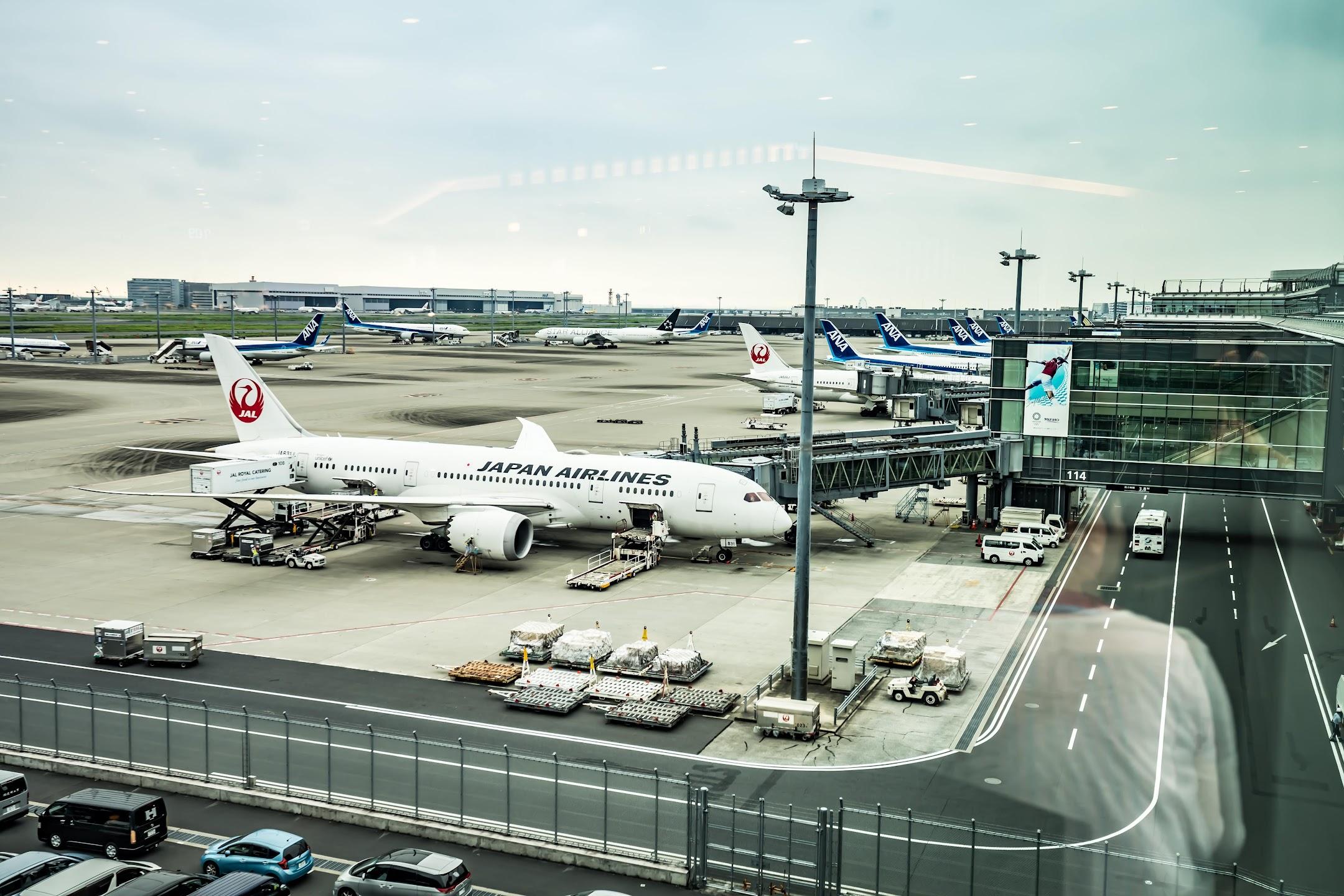 羽田空港 ANA ラウンジ2