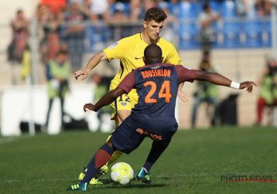 Thomas Meunier pas inquiet après le faux-pas du PSG à Montpellier