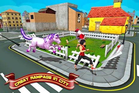 Ultimate Horse Rage Simulator screenshot
