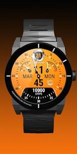 Watch Face Clockster Screenshot 1