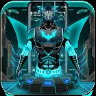 3D Tech Heroテーマ icon