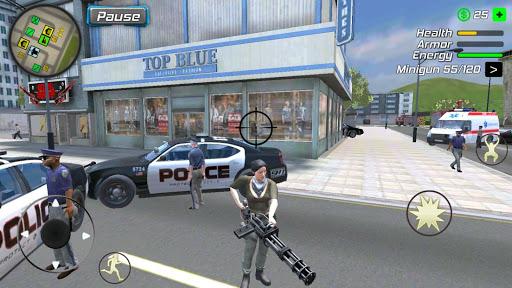 Super Miami Girl : City Dog Crime 1.0.2 screenshots 1