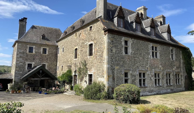 Castle Orthez
