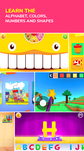 PlayKids - Educational cartoons and games for kids screenshot 2