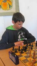 Photo: Piotr Maciocha grał na 2. szachownicy, zdobył 4 pkt. dla naszej drużyny