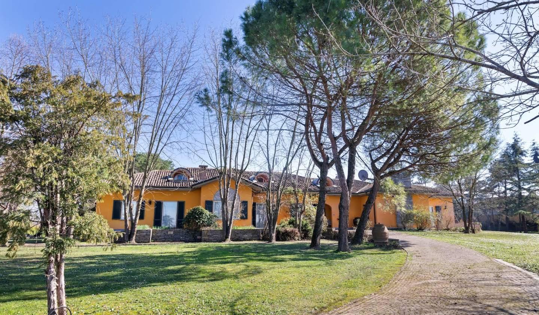 Villa avec jardin et terrasse Castelletto di Branduzzo