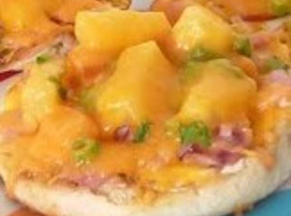 Hawaiian Pizza Mini's Recipe
