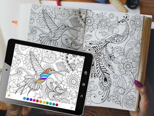 Download incolor coloring books 2018 android apps apk Coloring book 2018 apk