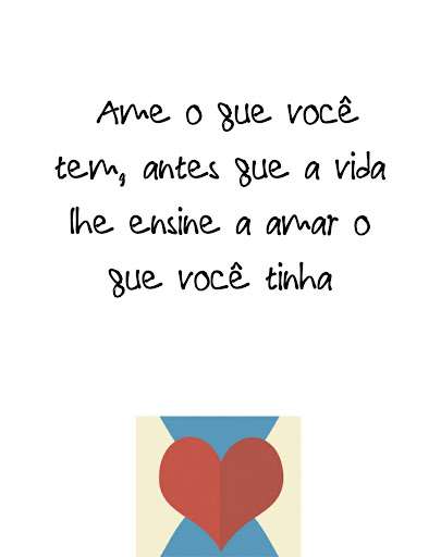 Love quotes in Portuguese