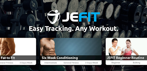 Jefit Workout Tracker Weight Lifting Gym Log App Apps On Google Play