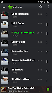 PlayerPro Music Player Trial- screenshot thumbnail
