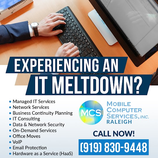 raleigh it service provider